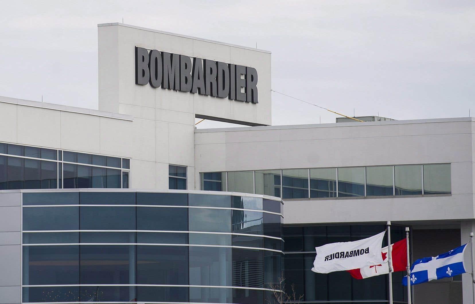 Devant la Commission des finances publiques mardi, les dirigeants de la Caisse se disaient satisfaits du travail accompli chez Bombardier cette année.