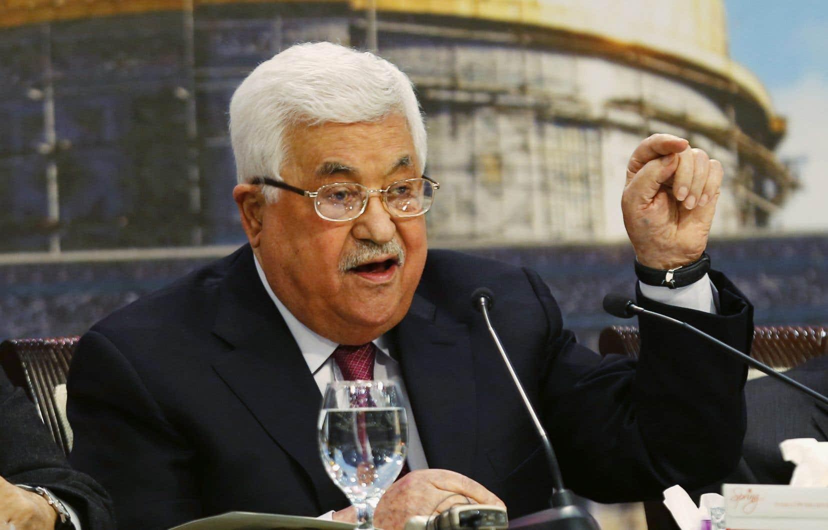 Mahmoud Abbas a laissé entendre lundi soir que les massacres perpétrés contre les juifs d'Europe au cours de l'Histoire étaient moins dus à l'antisémitisme qu'à leur rôle dans la société.