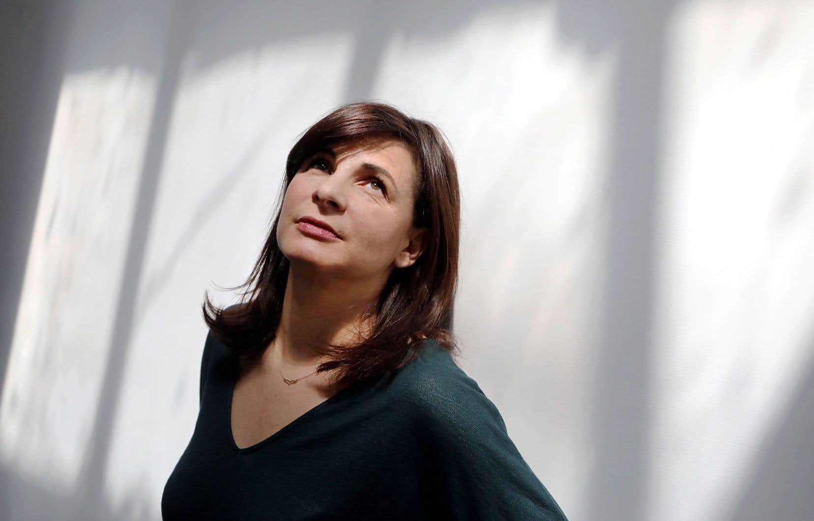 «La pire chose que je remarque en Italie, c'est le manque d'espoir chez les jeunes», se désole la réalisatrice Annarita Zambrano.