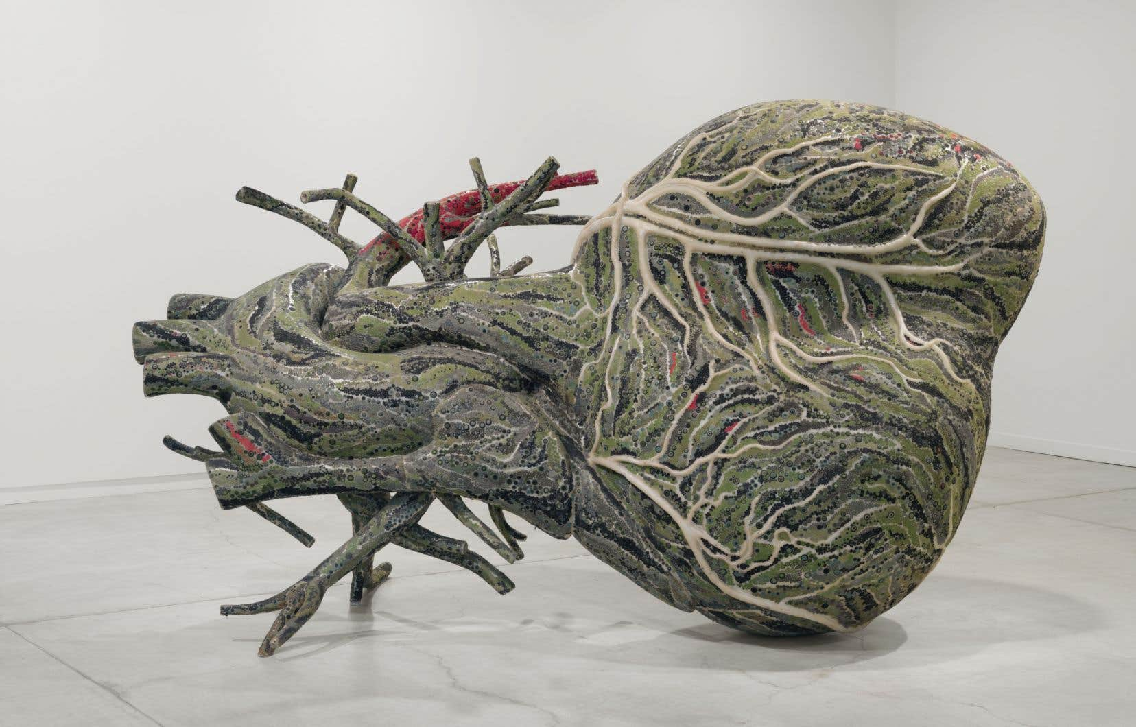 Bharti Kher, «An Absence of Assignable Cause», 2007