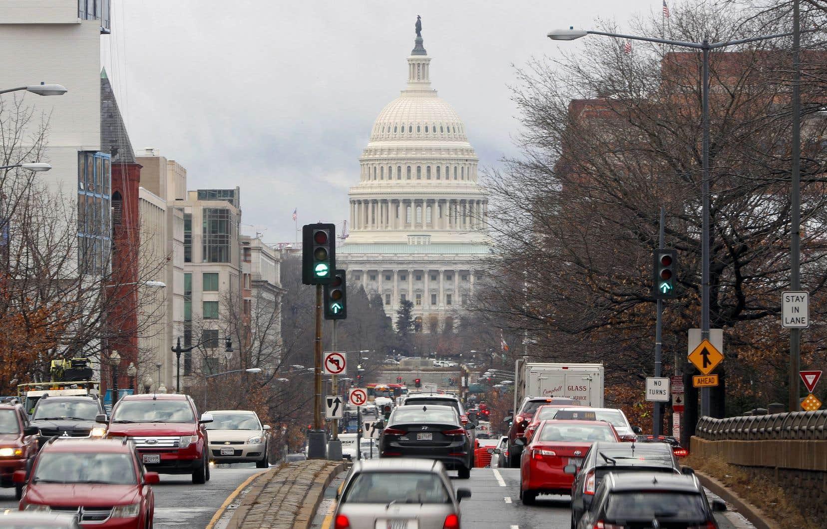 «Le Congrès n'avait pas pris en compte le conseil des économistes en 1930 et les Américains en avaient payé le prix à travers le pays», écrit la National Taxpayers Union.