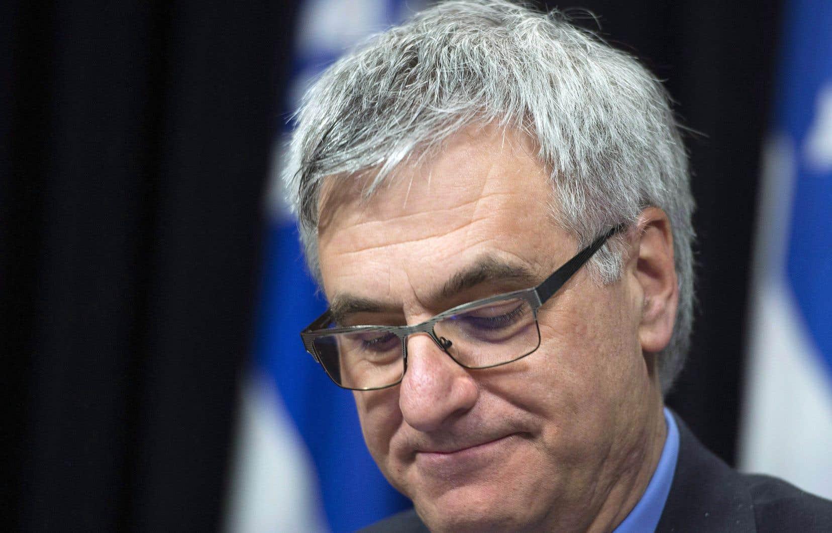 Jean-Marc Fournier croit avoir contribué à briser «le tabou» sur la spécificité de la nation québécoise au cours des onze derniers mois.