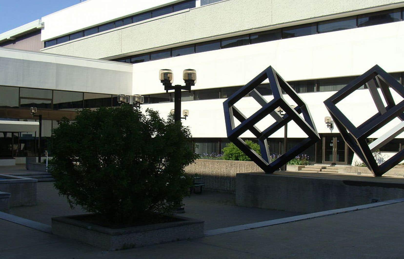 La direction de l'UQTR a mis ses professeurs en lockout mercredi dernier.