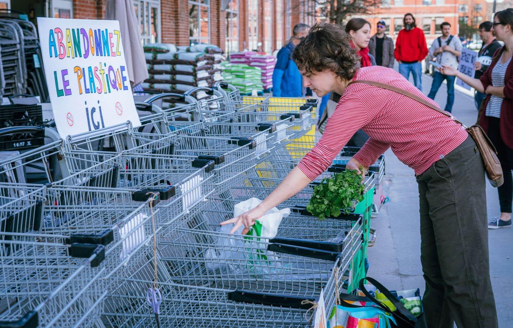 L'initiative s'inscrit dans le cadre du mouvement mondial «Plastic Attack», dont c'était la première édition en Amérique.