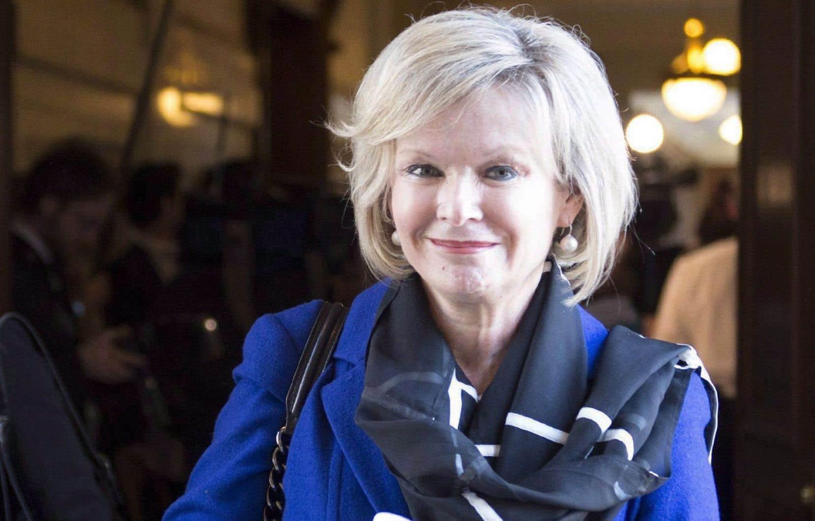 MmeBoulet avait été élue pour la première fois députée de la circonscription de Laviolette aux élections partielles du 1eroctobre 2001.