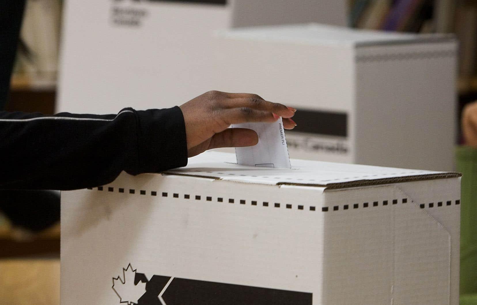 L'INM a dévoilé officiellement une mise à jour d'une étude datant de cinq ans sur la participation électorale des jeunes.