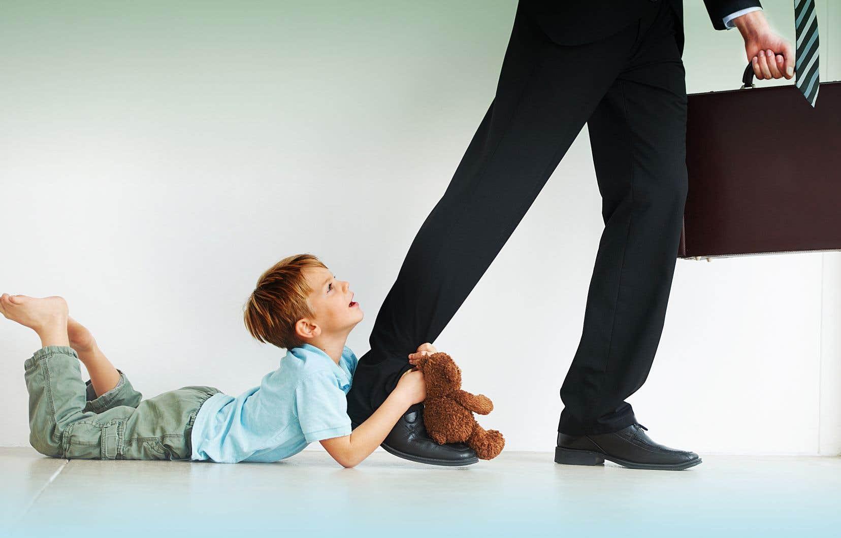 62% des parents trouvent que la conciliation famille-travail constitue une source importante de stress, un chiffre qui grimpe à 66% chez les parents d'enfant de 0 à 5ans.