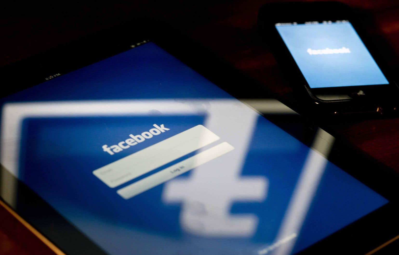 Les proches d'un défunt peuvent être tentés parfois d'aller consulter son compte Facebook.