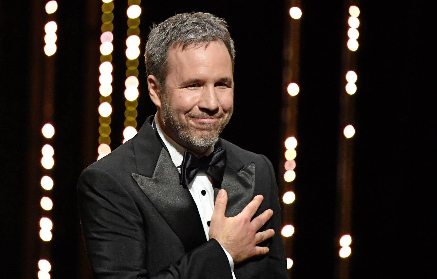 Le réalisateur et scénariste Denis Villeneuve entend se placer devant un film avec le regard vierge.