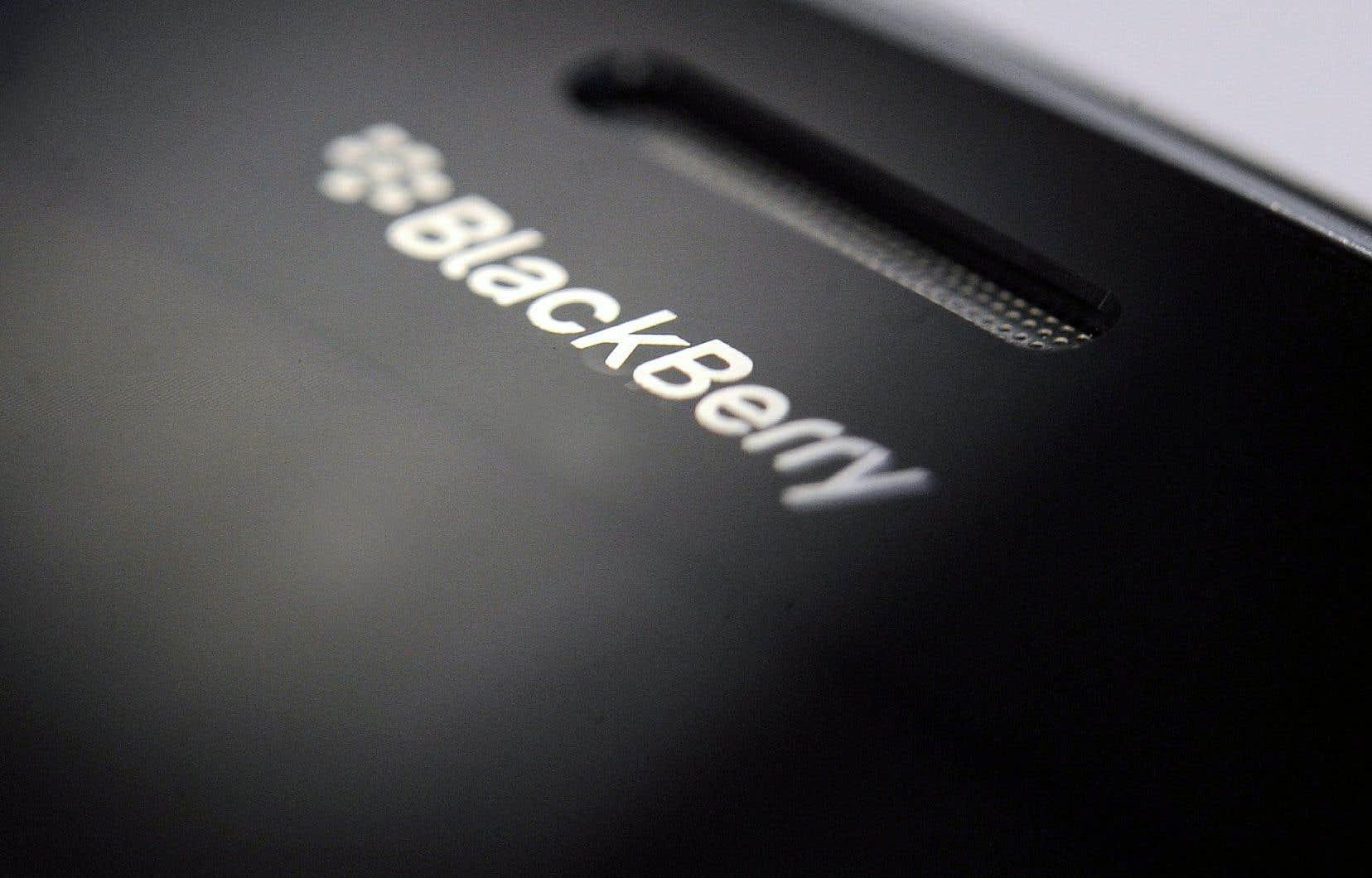BlackBerry a ainsi nommé son appareil sans fil pour rappeler la similarité entre le fruit sauvage et la première version de son cellulaire.