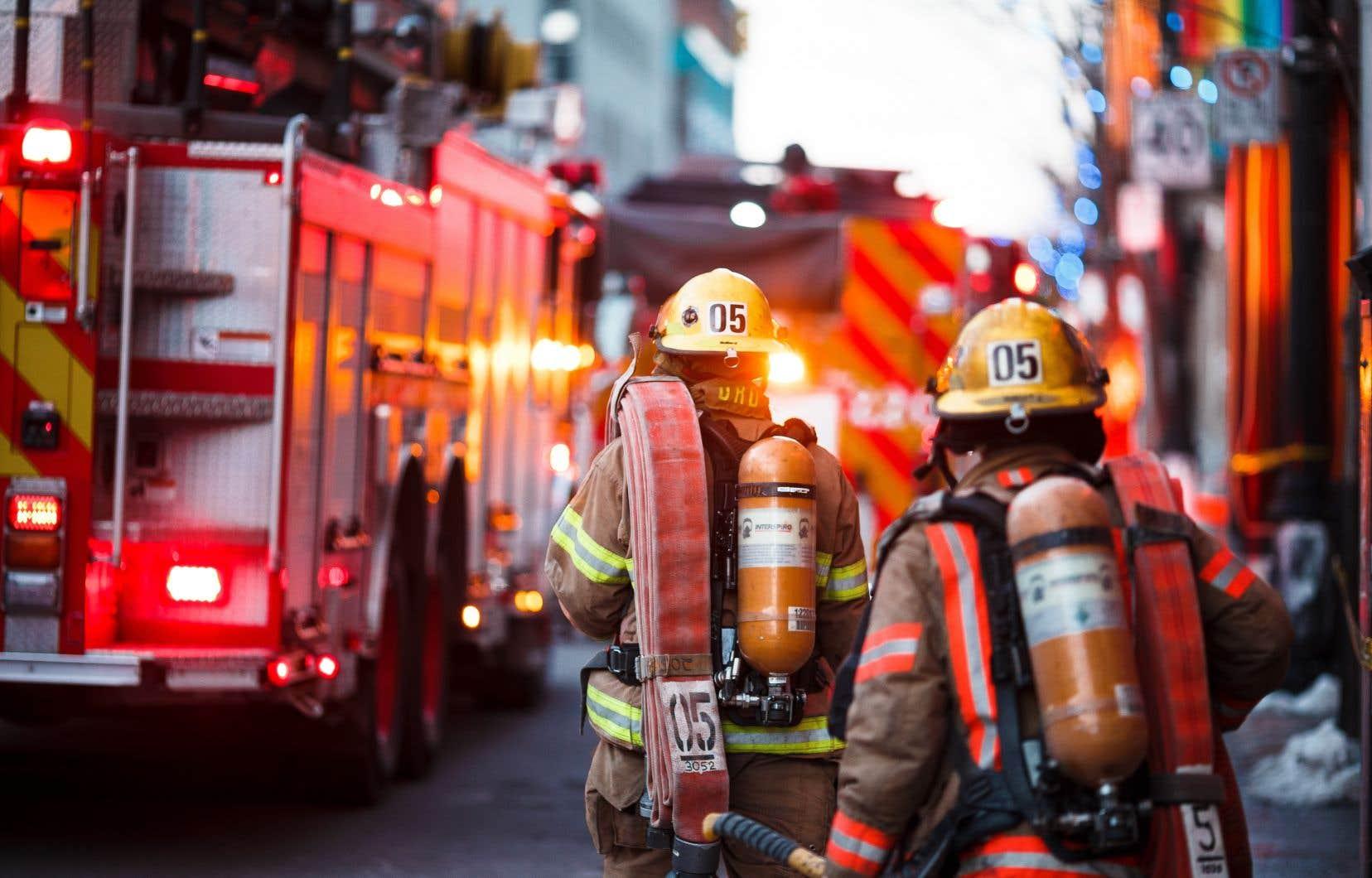Luc Désy accuse le Service de police de la Ville de Montréal d'avoir effectué une «enquête négligente» et de l'avoir arrêté «sans motifs».