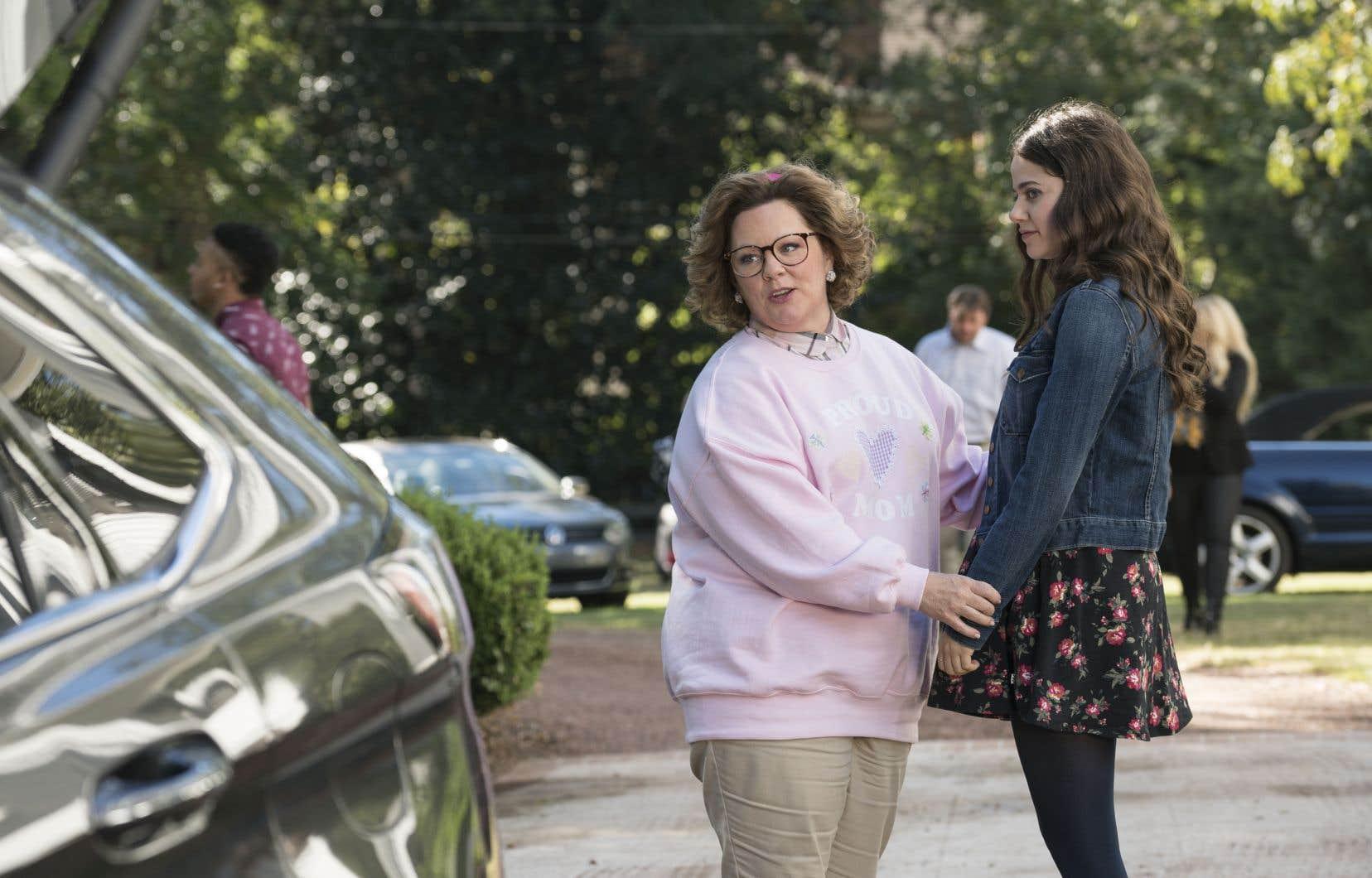 Comédie gentille et conventionnelle sur l'«empowerment» au féminin, «La reine de la fête» ressasse tous les clichés du film de campus.