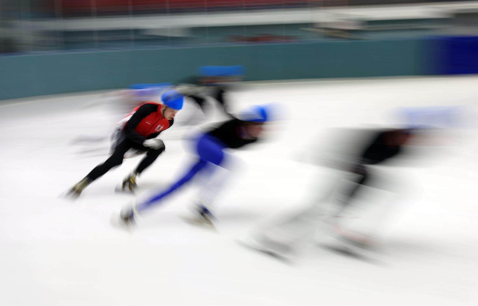 Les patineurs n'auront plus à se rendre à Québec pour s'entraîner.