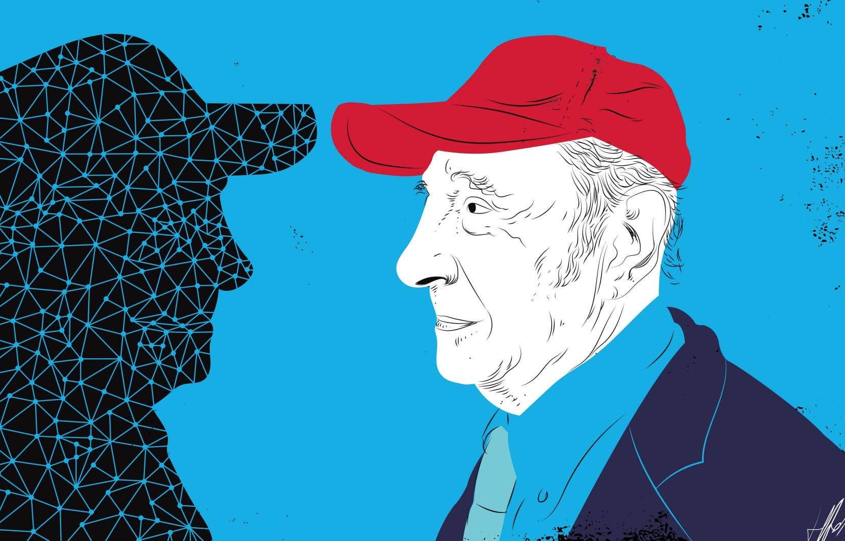 L'Américain John Searle se demande dans son article «Minds, Brains and Programs» ce qui manque à l'ordinateur pour comprendre les informations qu'il manipule. Une sémantique.