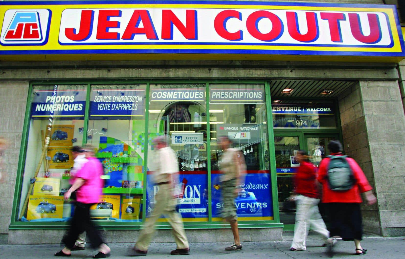 La facture pour acquérir Jean Coutu a été élevée, convient