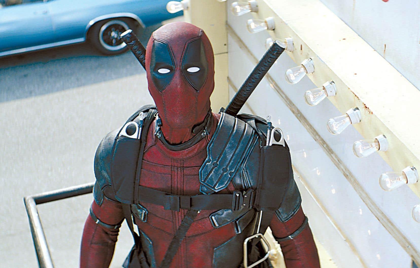 <p>Ryan Reynolds en Deadpool ne recule devant rien pour faire rire (et y parvient systématiquement).</p>