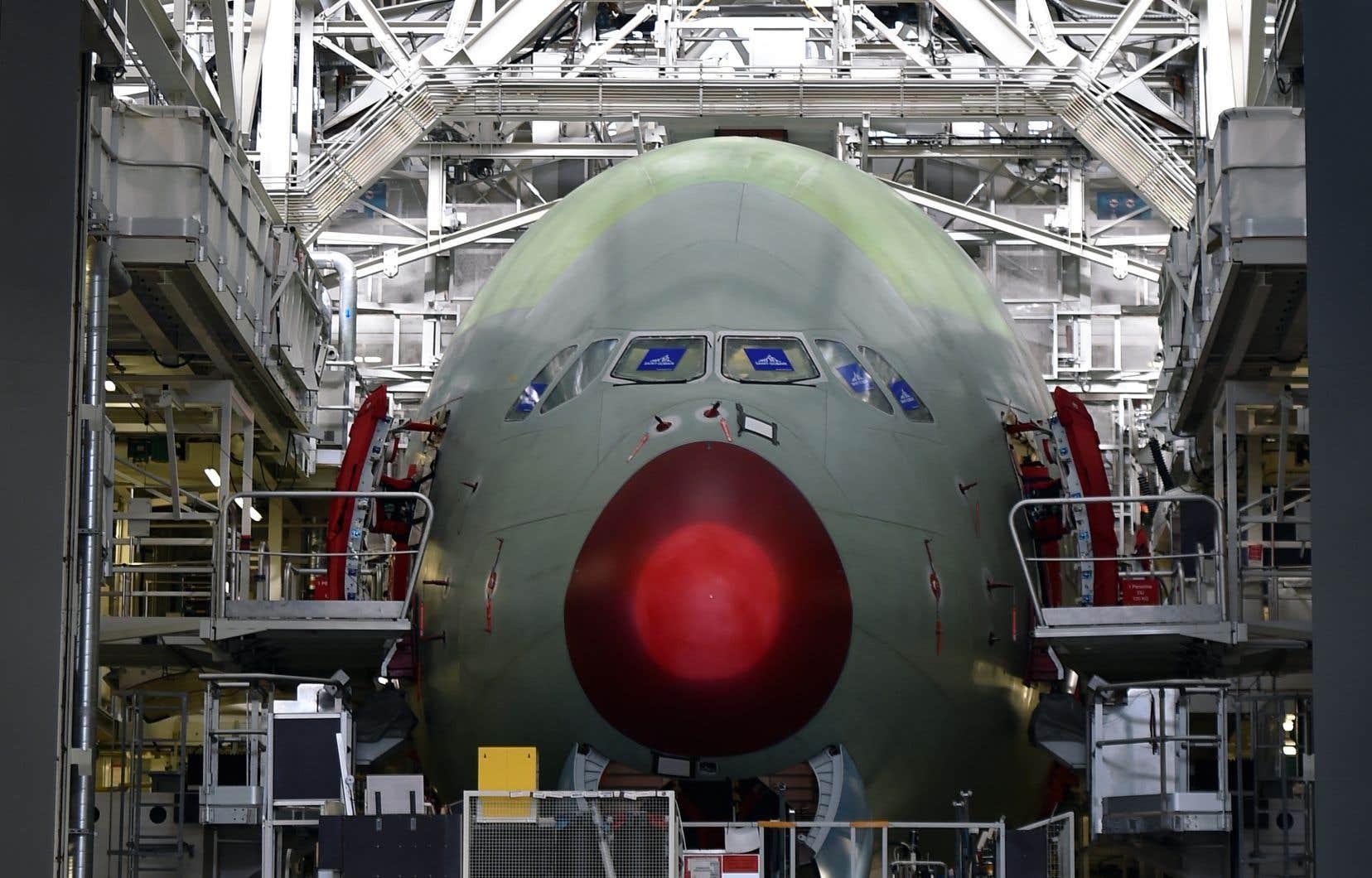 Airbus et Boeing s'affrontent depuis octobre 2004 devant l'OMC.