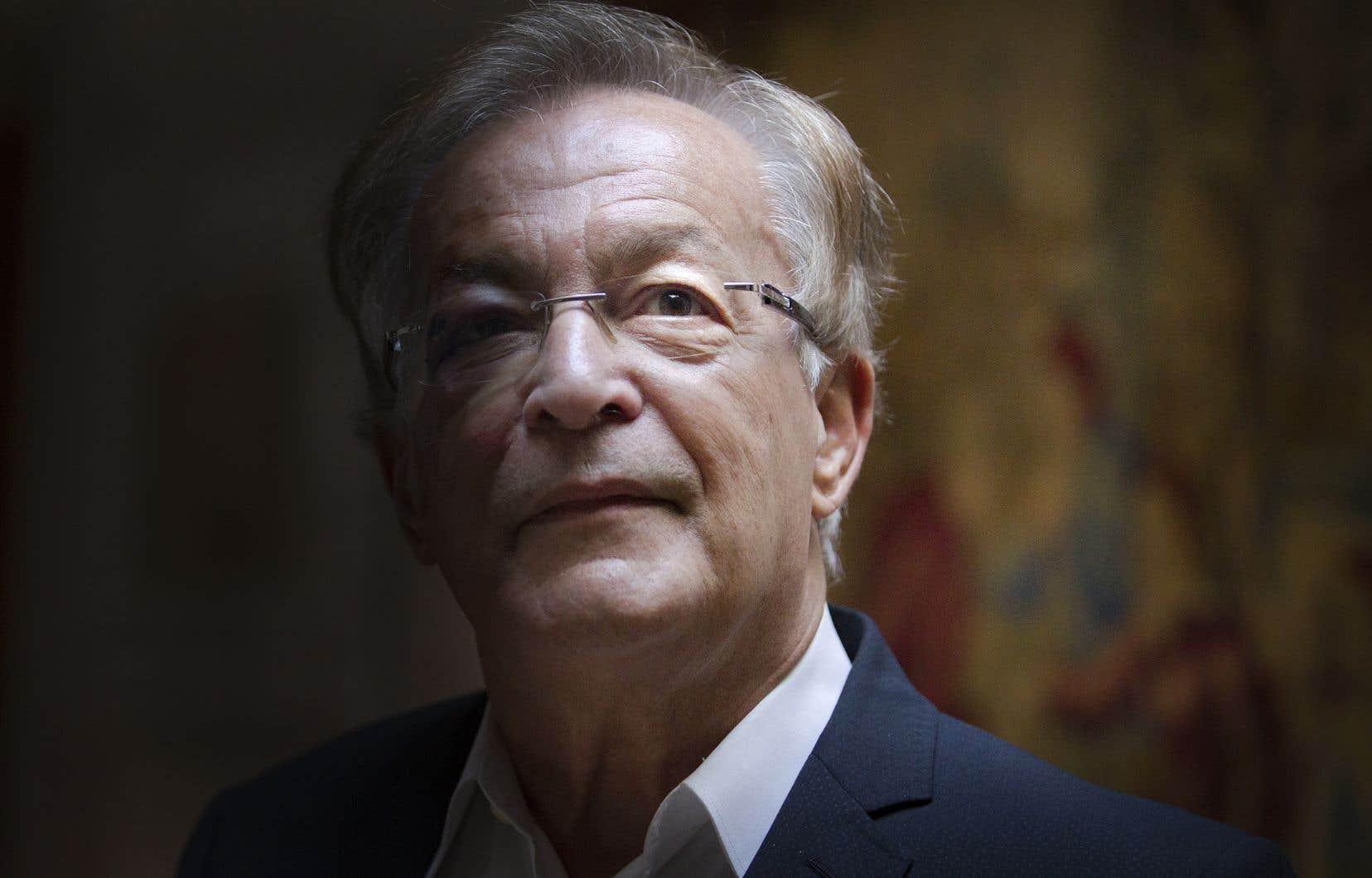 Délégué général du Québec à Paris, directeur du Centre d'études canadiennes-françaises de l'Université McGill, directeur du «Devoir», historien, auteur… la feuille de route de Jean-Louis Roy est chargée.