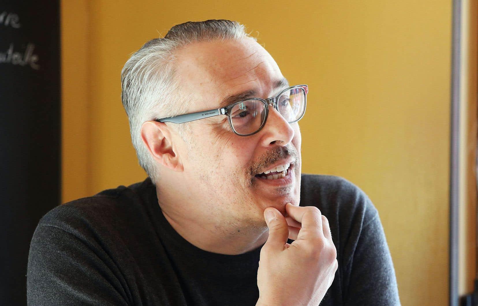 Le metteur en scène Serge Denoncourt a transposé l'histoire en Beauce.