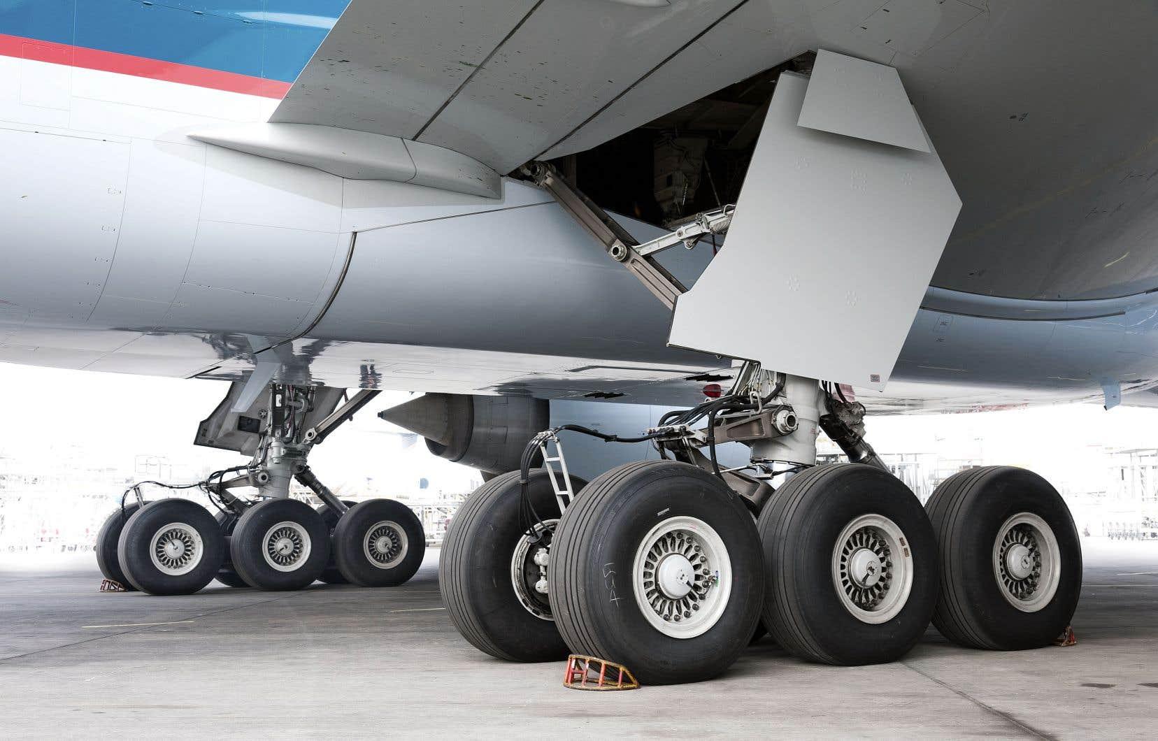 Il y a un peu plus d'un an, l'entreprise avait été secouée à la Bourse de Toronto après avoir annoncé que son contrat avec l'armée de l'air américaine n'avait pas été renouvelé.