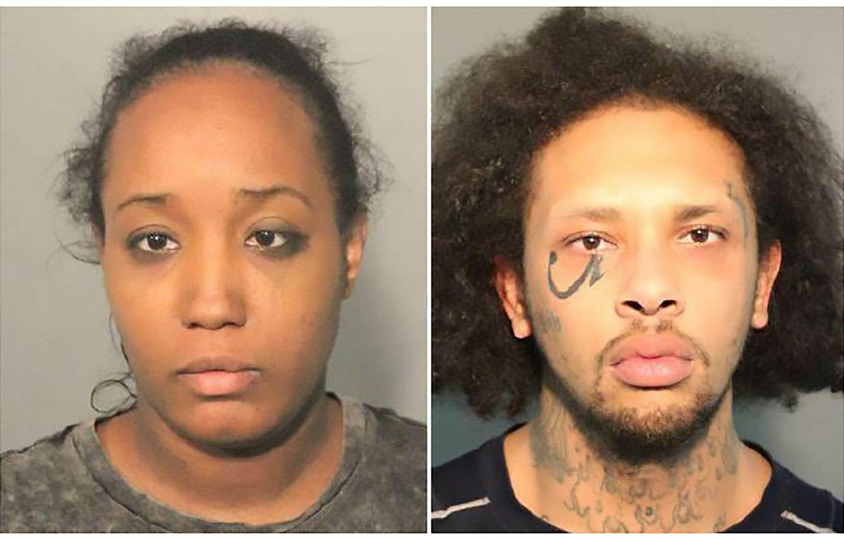 Ina Rogers et Jonathan Allen ont été arrêtés le 31mars à leur domicile de Fairfield.