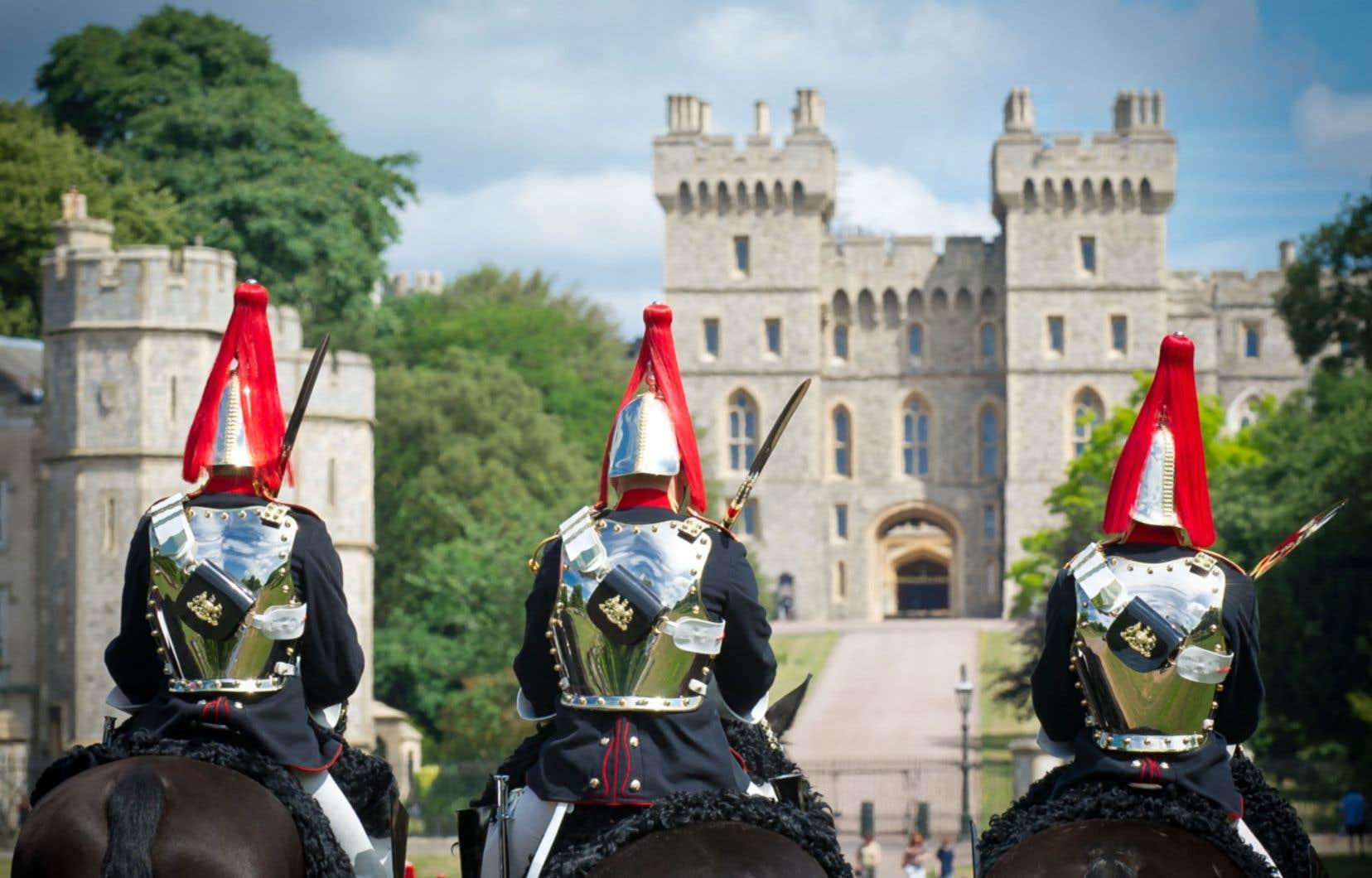 Windsor est prête à acclamer le prince Harry et Meghan Markle, qui se marient aujourd'hui, samedi, à midi (heure locale), en la chapelle Saint-Georges du château de Windsor, en Angleterre.