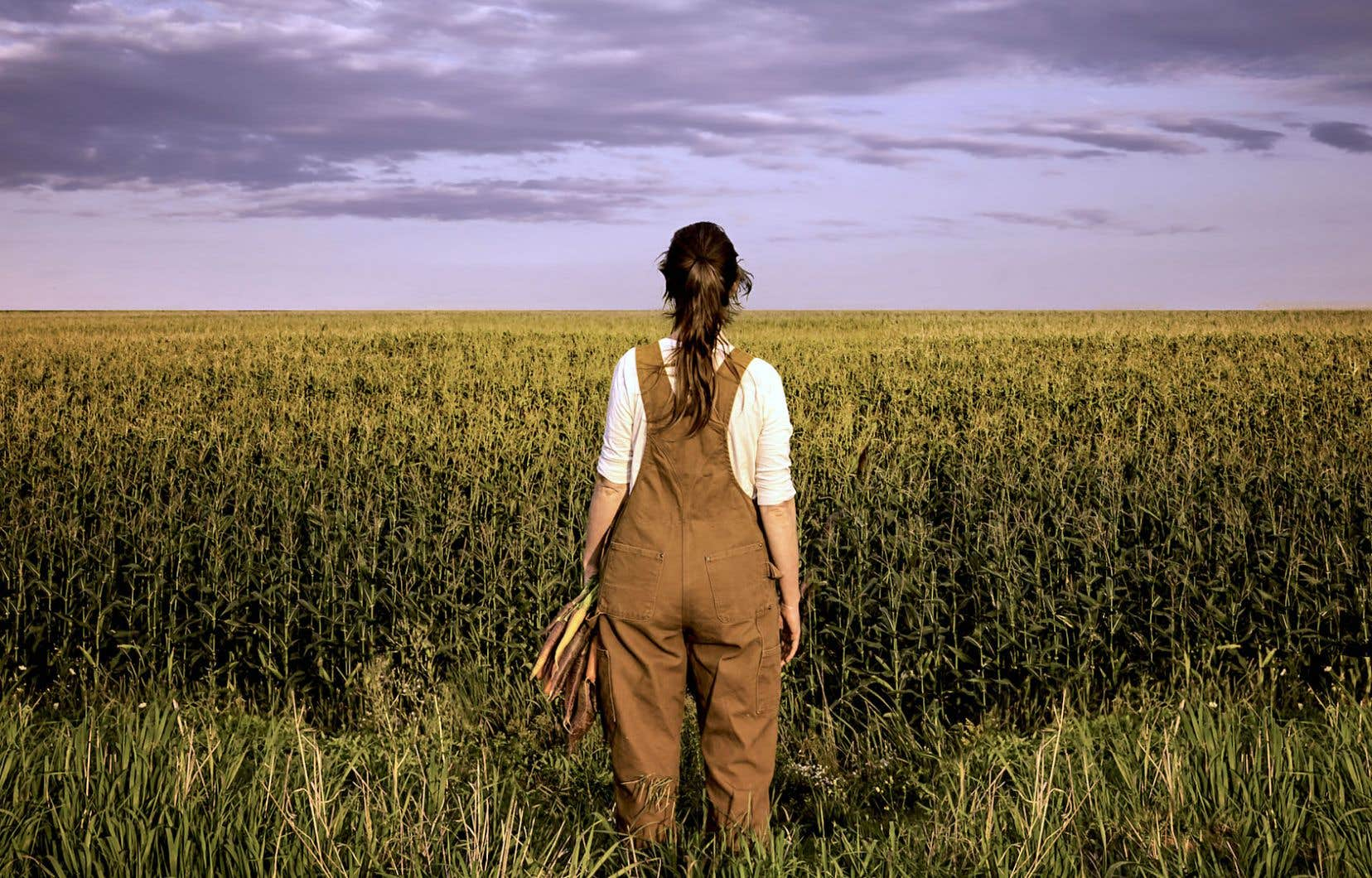 La cinéaste explique que seulement 2 des 53 recommandations de la Société royale du Canada sur la réglementation des OGM ont été mises en vigueur.