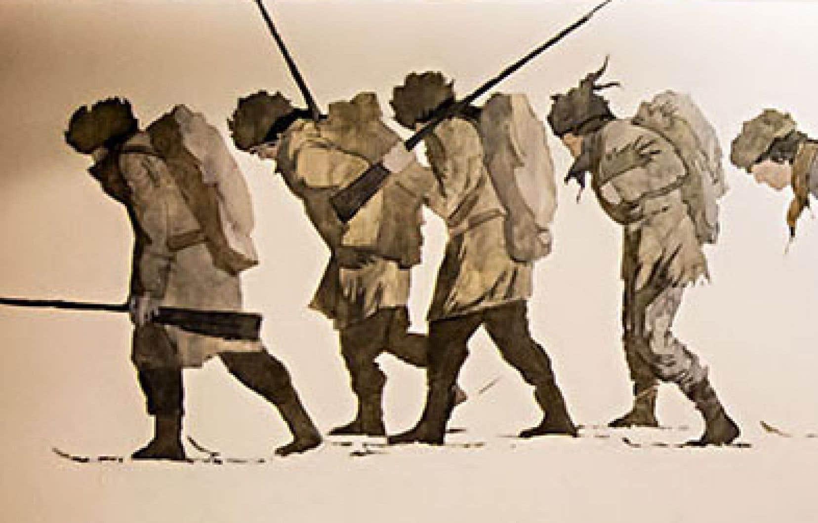 L'exposition «Contrebande, une exposition à déjouer» permet dedécouvrir le commerce illicite au temps des colonies.