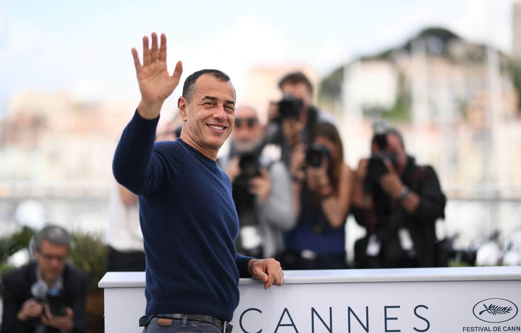 L'Italien Matteo Garrone, grand habitué de Cannes, a présenté l'impressionnant «Dogman».