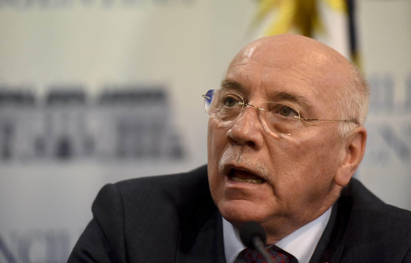 Le transfert de son ambassade de Tel-Aviv à Jérusalem n'empêche pas le Paraguay d'entretenir une relation «intense et très étroite» avec la Palestine, a assuréle chef de la diplomatie du Paraguay, Eladio Loizaga.
