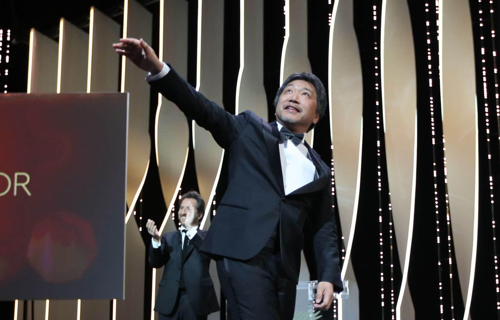 <p>Le réalisateur japonais Hirokazu Kore-Eda</p>
