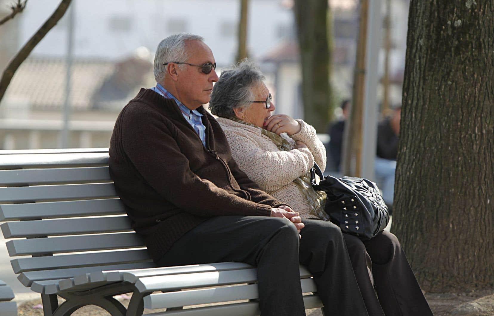 L'étude de l'Institut du vieillissement suit 50000 Canadiens âgés de 45 à 85ans pendant 20ans ou jusqu'à leur décès.