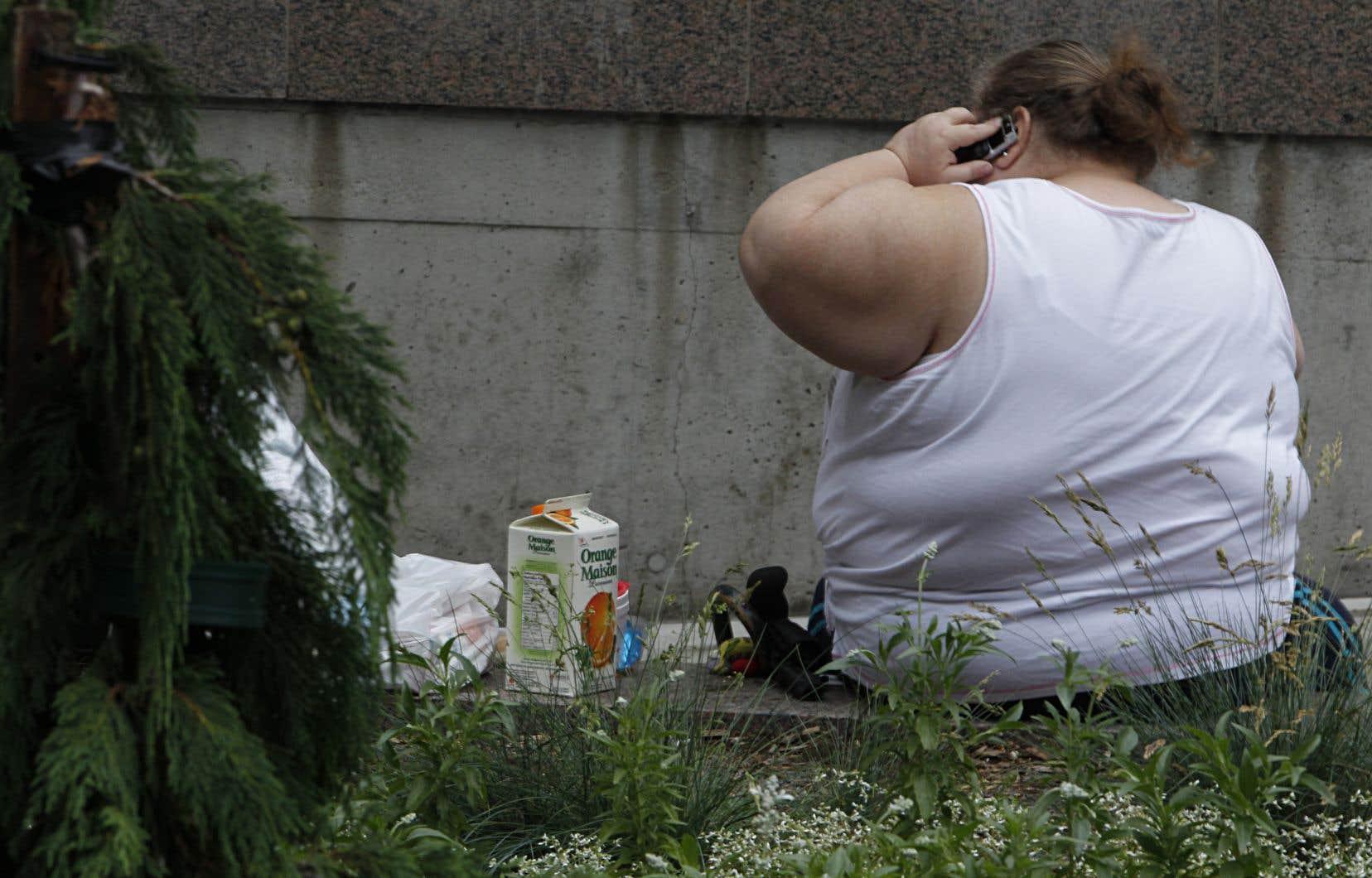 Si la tendance actuelle se maintient, plus de la moitié (55%) de la population des États-Unis sera obèse en 2045.