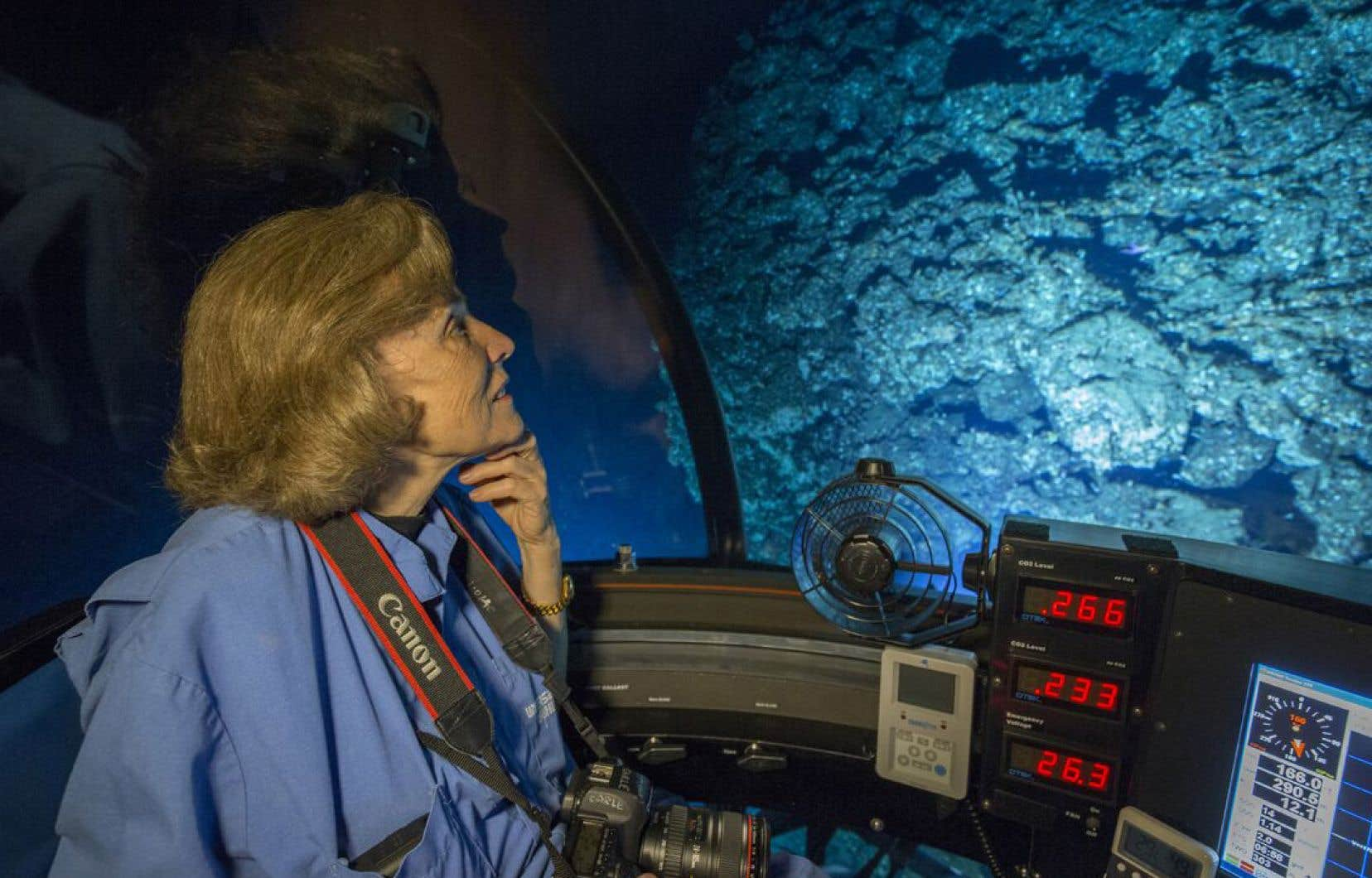 «Les aires marines protégées sont essentielles pour protéger la biodiversité», résume l'océanographe Sylvia Earle.