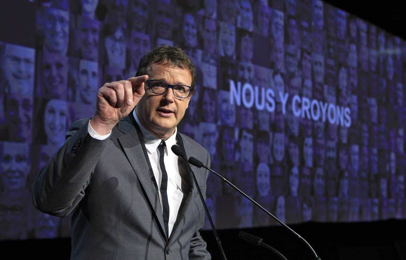 Le président de la Confédération des syndicats nationaux, JacquesLétourneau, confirme qu'il y a une corrélation entre le développement économique d'une région et la présence d'une université.