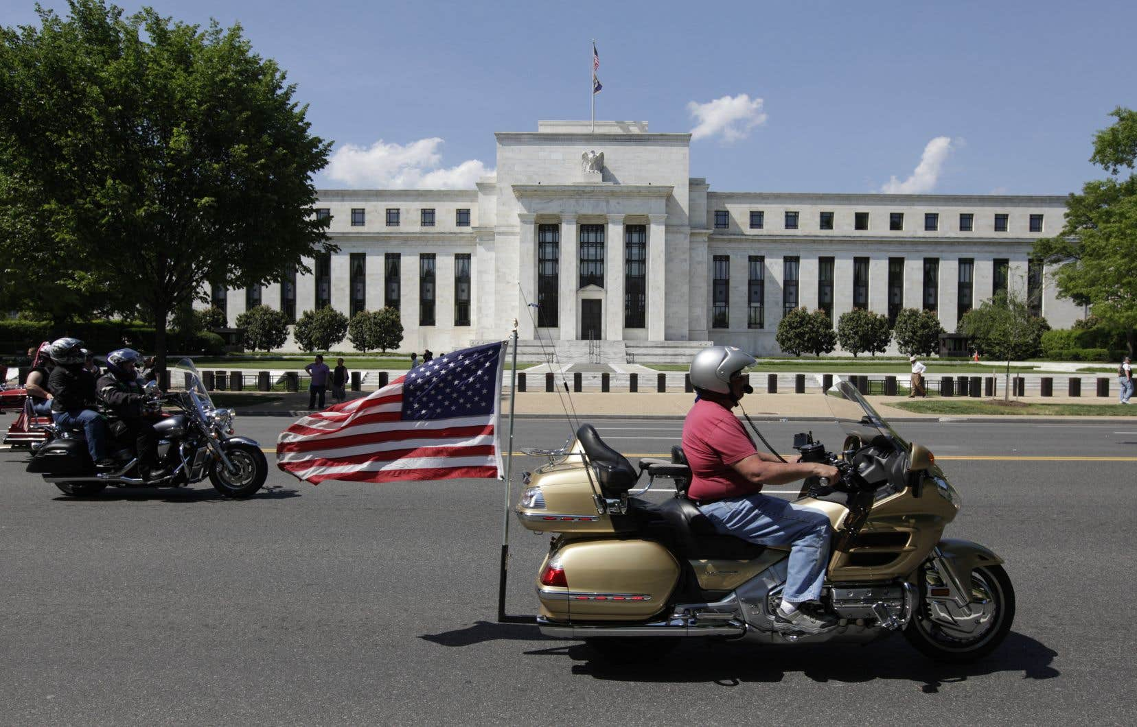 Jusqu'à présent, la Banque centrale américaine a anticipé trois hausses de taux d'intérêt pour 2018, y compris celle de mars.