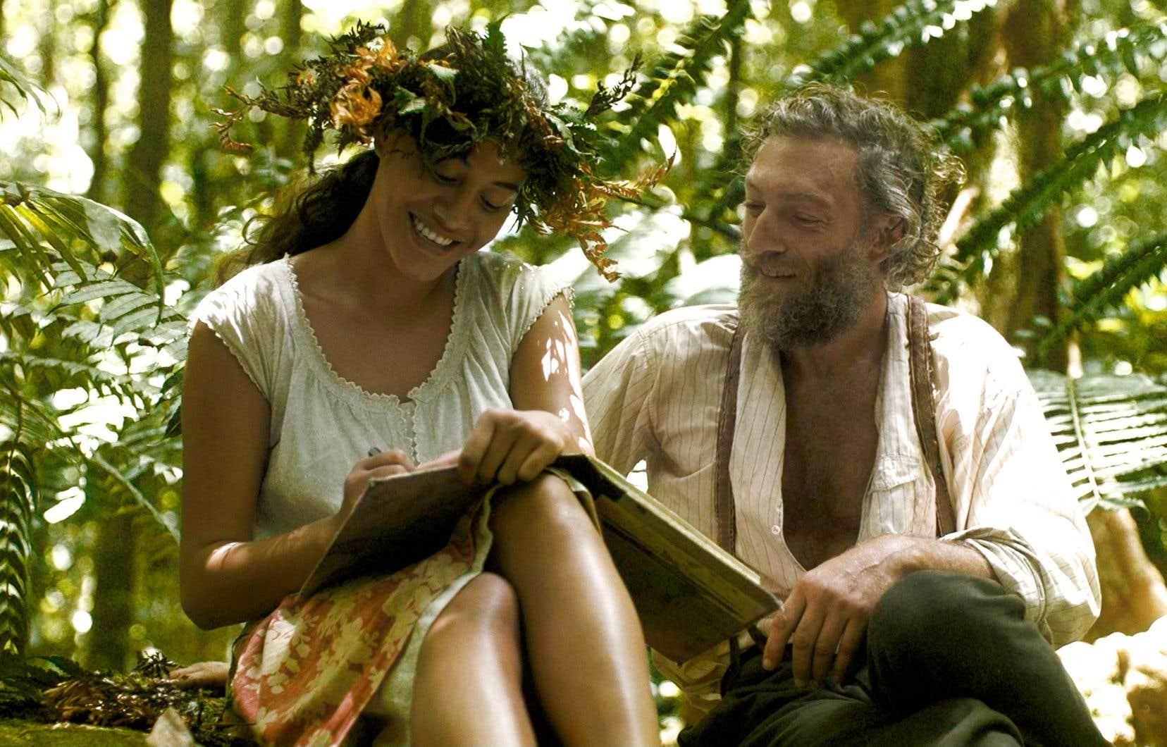 «Gauguin. Voyage de Tahiti», du cinéaste Édouard Deluc, est enrobé d'un classicisme sans éclat, comme si les beautés du paysage pouvaient satisfaire.