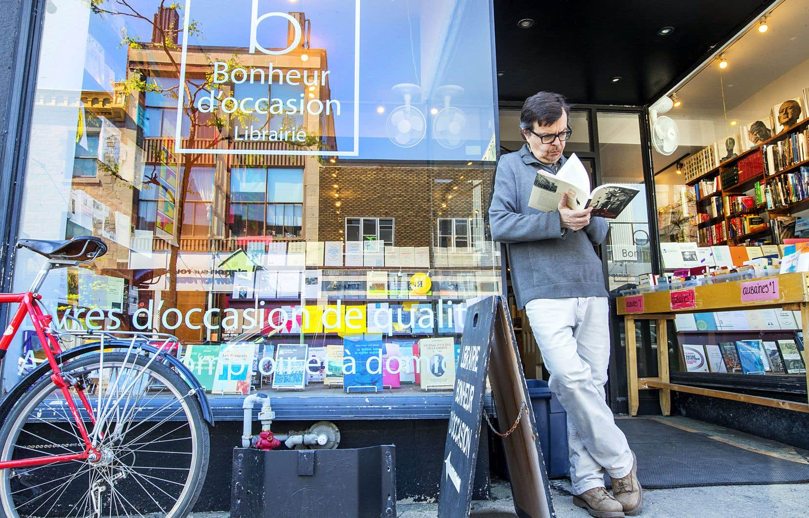La librairie spécialisée en livres rares, en livres d'art et en poésie fermera ses portes fin juillet.