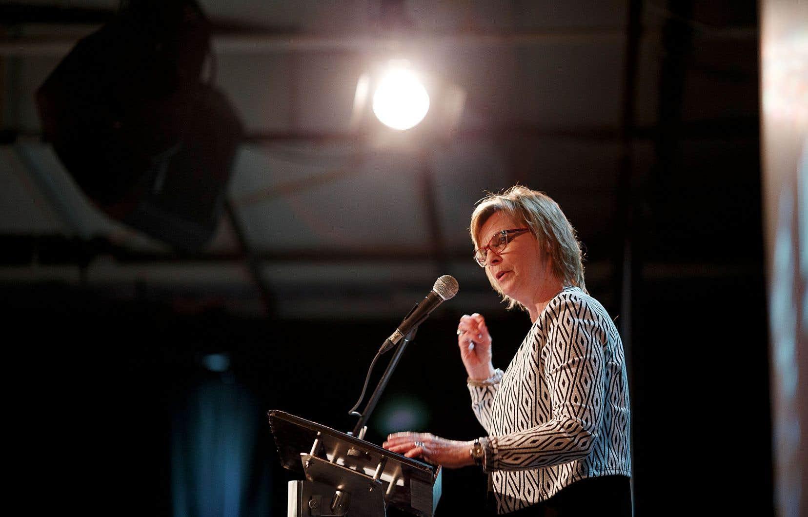 La priorité de Luce Julien sera de «traverser sans fausses notes» la campagne électorale provinciale qui aura lieu cet automne.