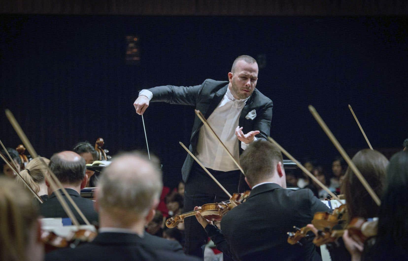 «Nous respectons les opinions des personnes présentes à notre concert, mais la salle de concert, pendant la musique, n'est pas le lieu pour exprimer ces opinions», a affirméle chef d'orchestre Yannick Nézet-Séguin.
