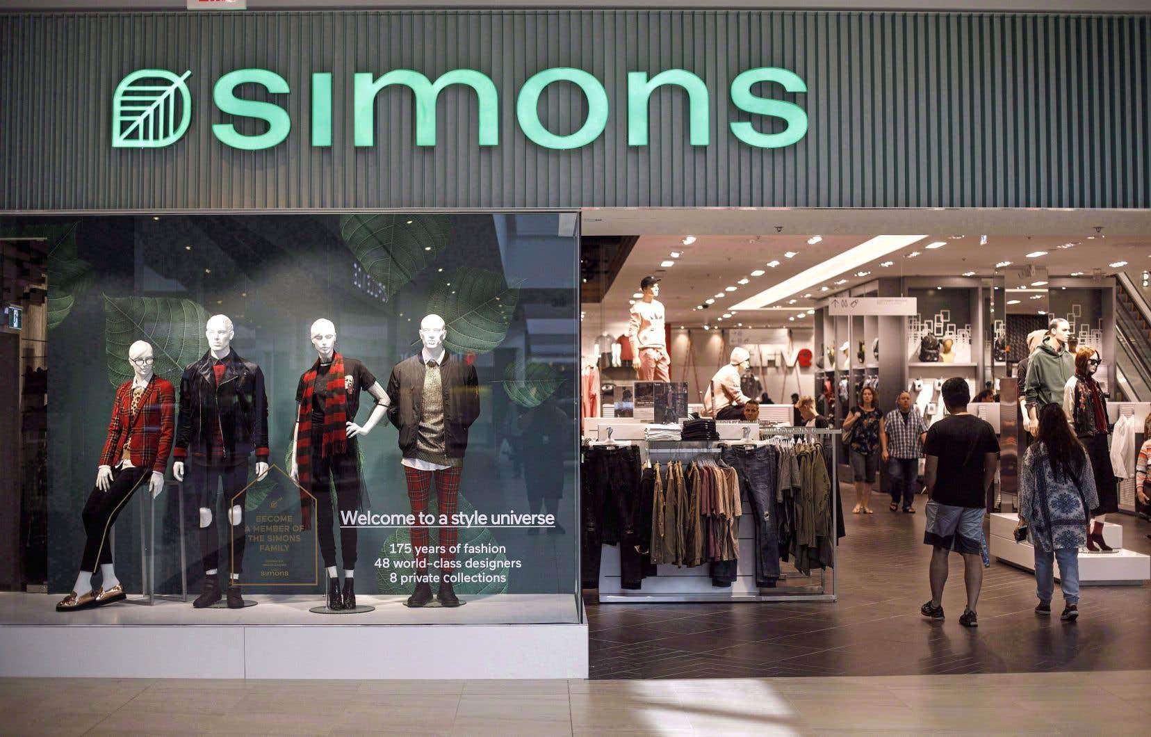 L'entreprise vise l'expansion de ses magasins au Canada, dont neuf sont au Québec, trois sont en Alberta, deux sont en Ontario et un est en Colombie-Britannique.