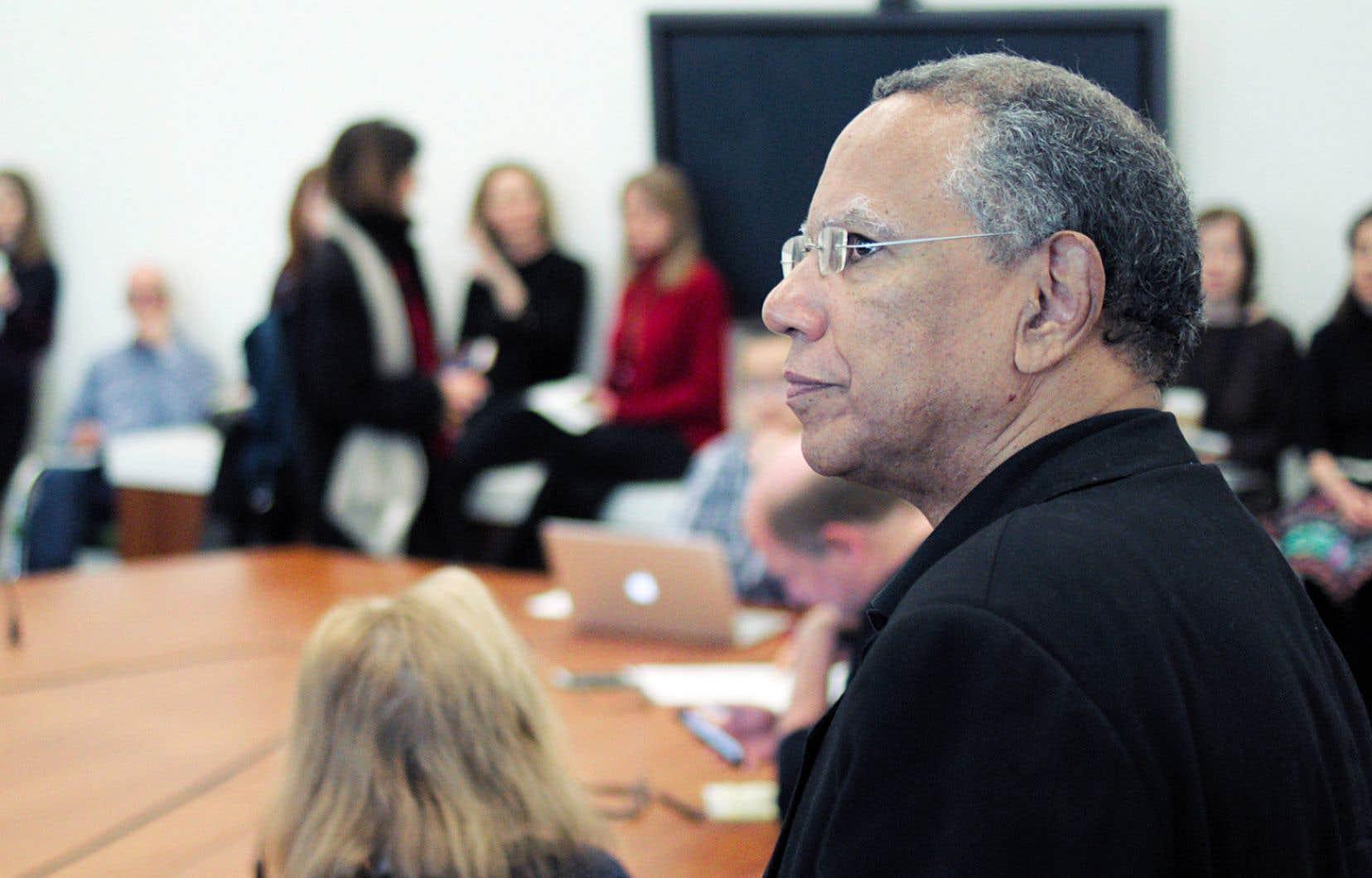 <em>The Fourth Estate</em> met notamment en avant Dean Baquet, rédacteur en chef du <em>New York Times</em> depuis 2014.