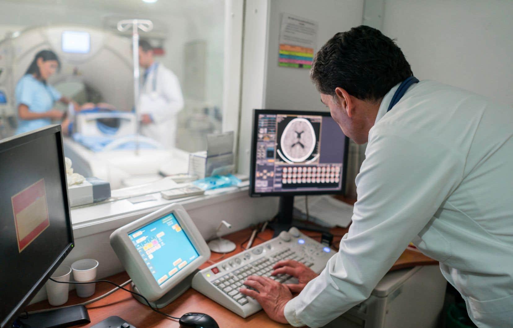 Le temps d'attente moyen pour une imagerie de résonance magnétique dépasse 90 jours dans 36% des cas.