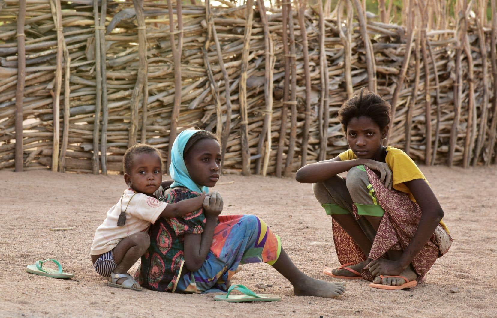 Les enfants du Niger sont les plus vulnérables, le pays se retrouvant au 175erang du classement.
