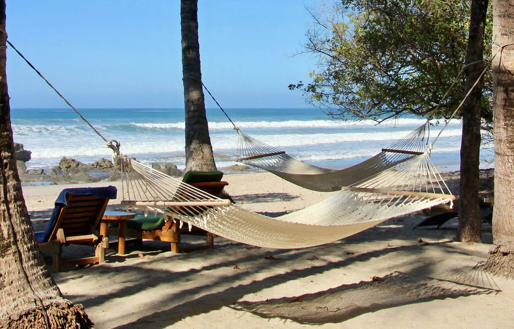 Au calme à l'hôtel Tropico Latino