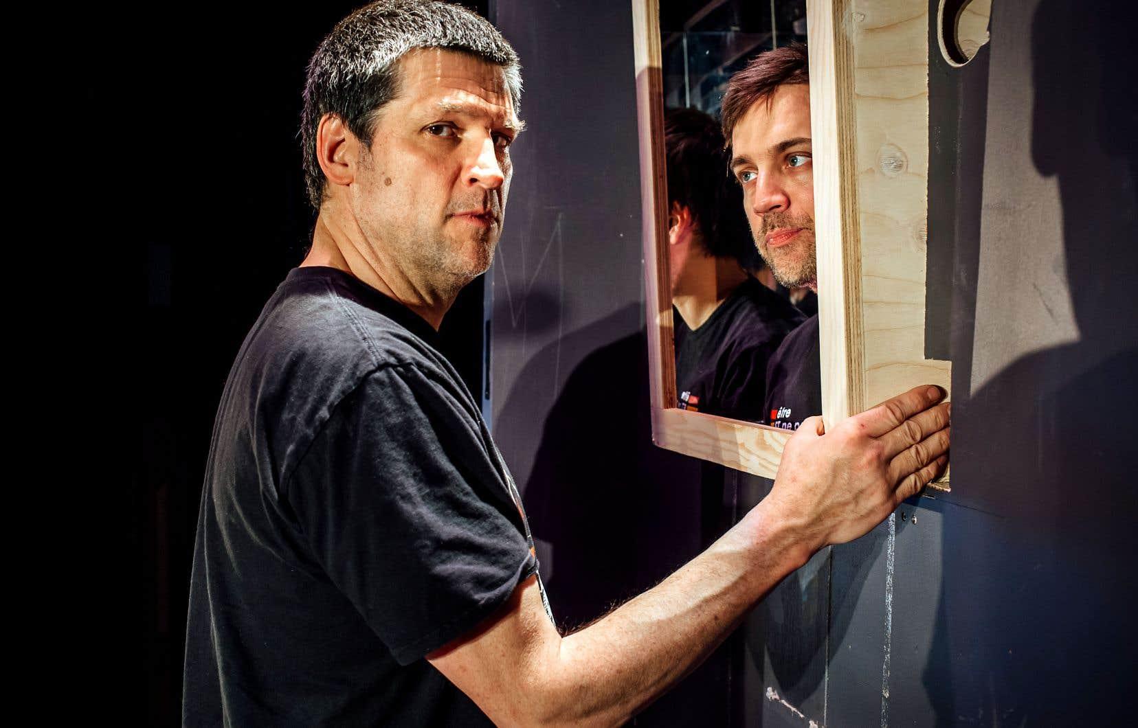 Stéfan Boucher (à gauche) et J-F Nadeau