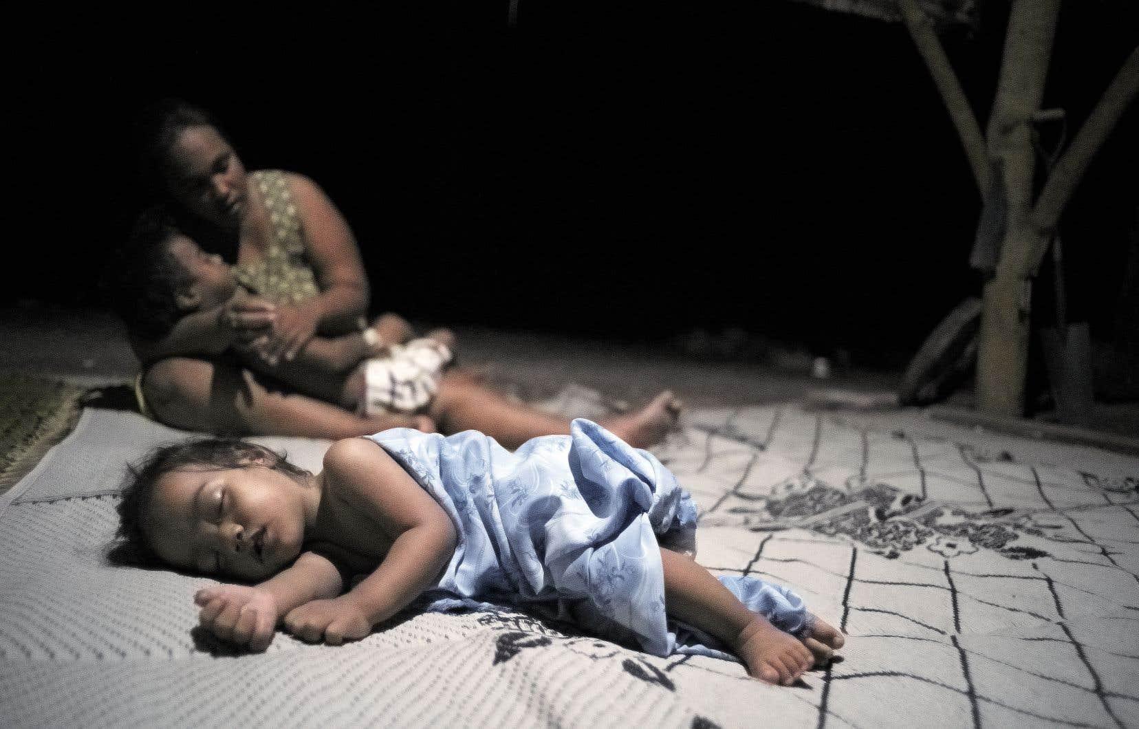 Les premières victimes des bouleversements climatiques sont souvent les plus pauvres. C'est pourquoi on suit le parcours de Sermary, mère de six enfants.