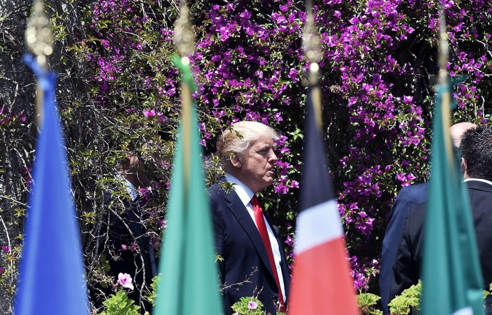 Les États-Unis de Donald Trump ne sont pas les seuls au G7 à penser qu'ils peuvent être plus forts seuls qu'au sein d'une alliance de pays aux intérêts communs.