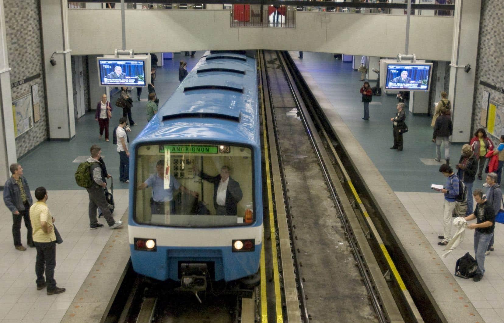 71% des répondants souhaitent voir se réaliser le projet de ligne rose du métro de Montréal.