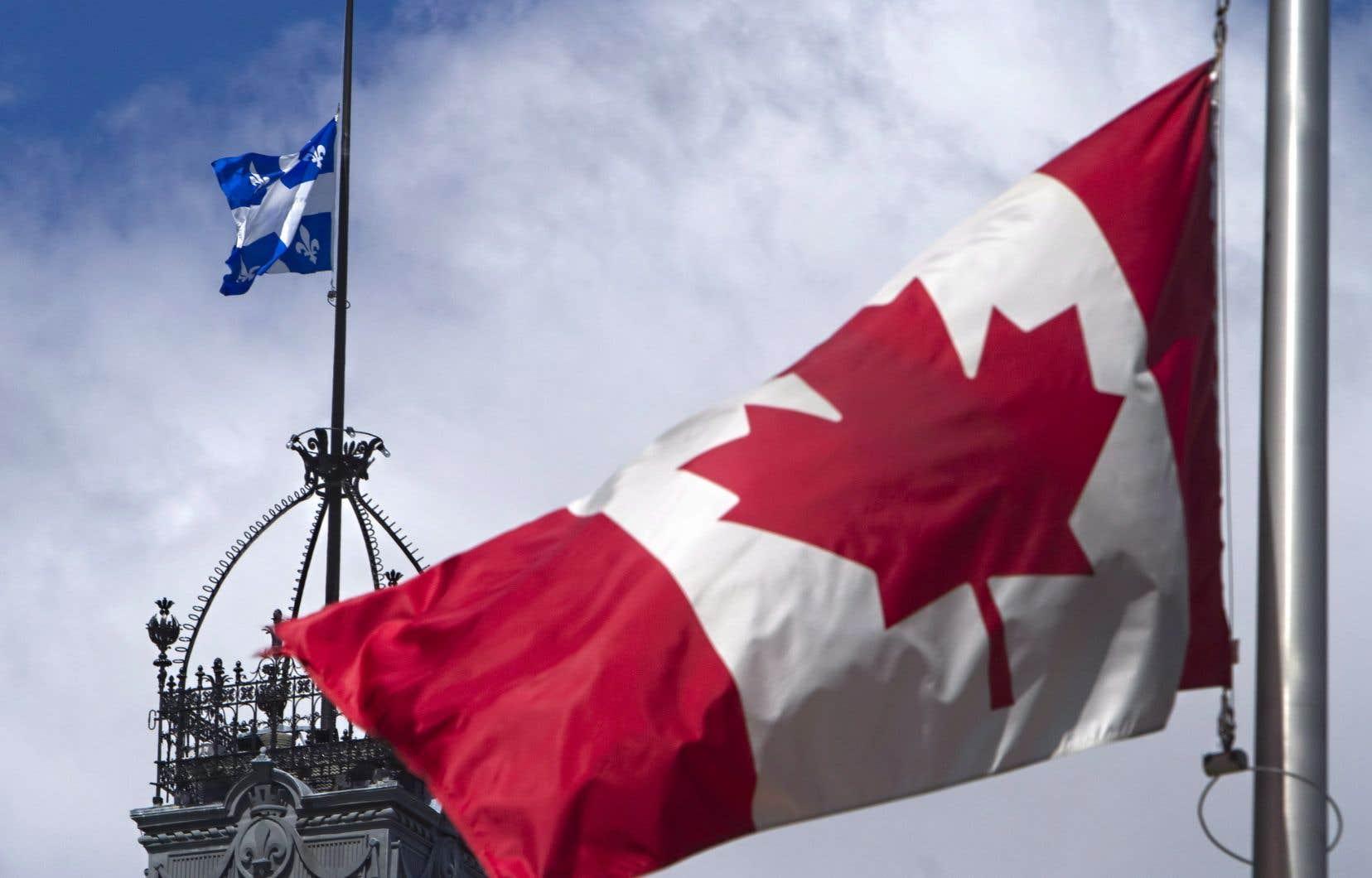 «Dans les faits, le Canada ne reconnaît aucun pouvoir constituant au peuple, qu'il soit québécois ou canadien.»